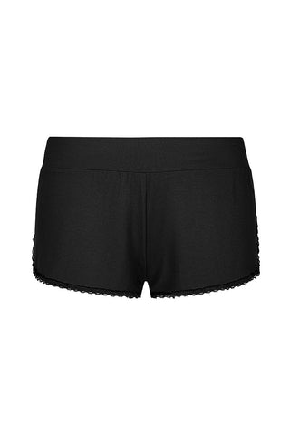 Farrah Sportie Shorts Black Ink
