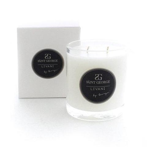 Saint George Livani Candle 300g