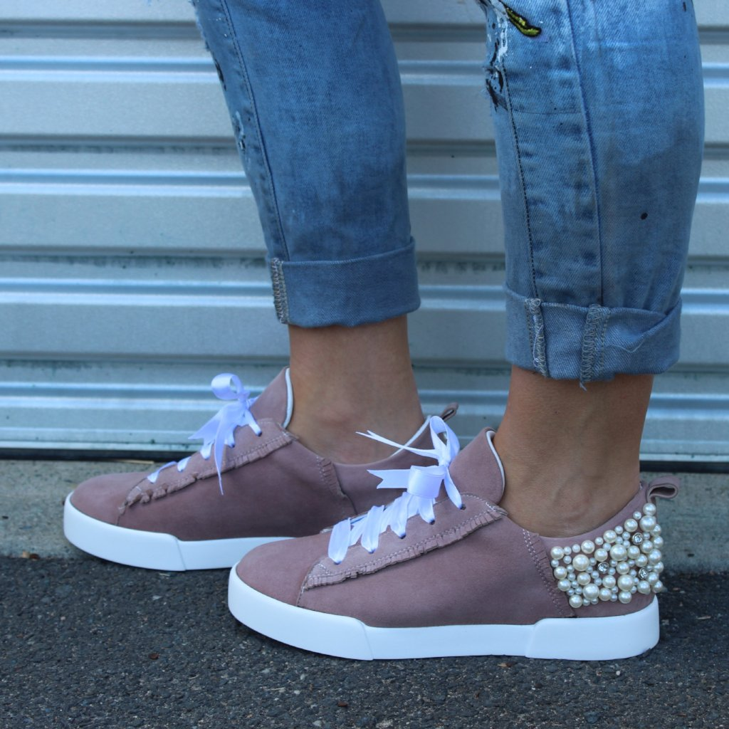 Kos Sneakers Blush