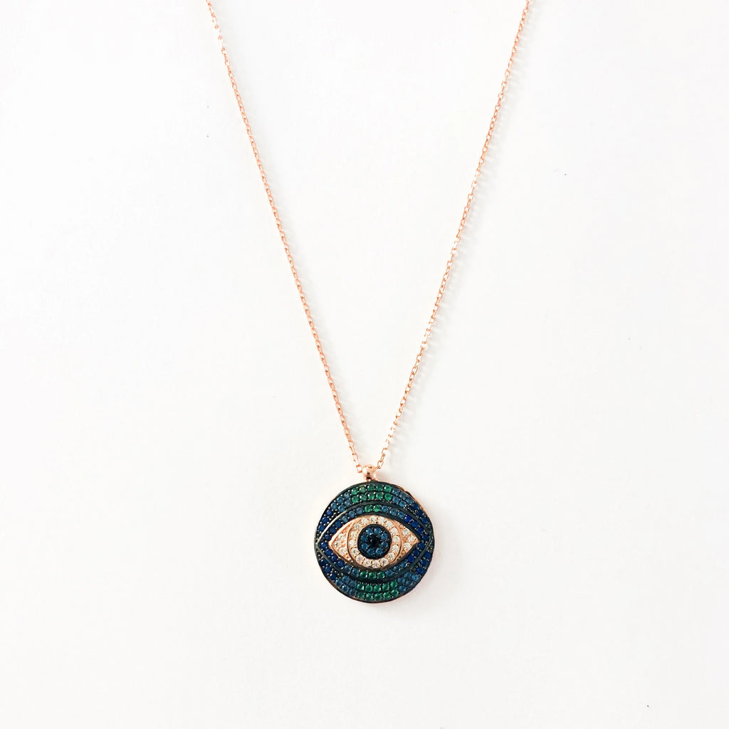 All eyes of you Necklace