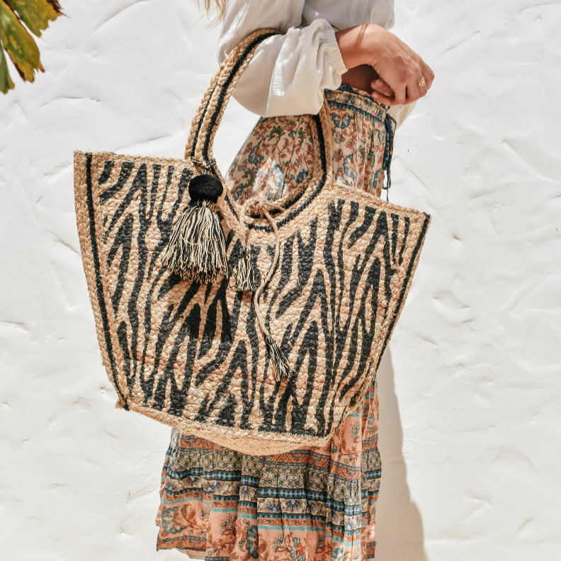 Leopard Power Tote