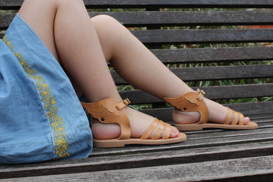 Athena Girls Sandals