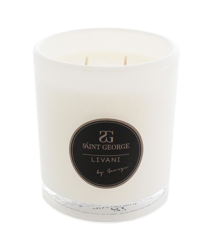 Saint George Livani Candle