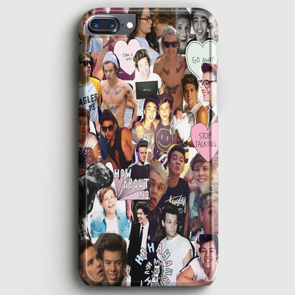 1D And 5Sos iPhone 7 Plus Case