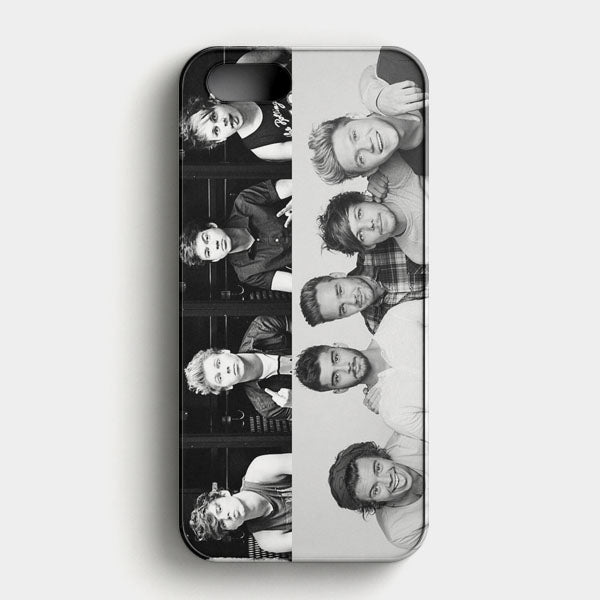 5Sos Biodata iPhone 7 Plus Case | casefantasy