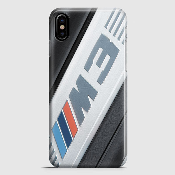 Bmw M Logo iPhone X Case