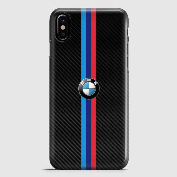 Bmw M Power German Automobile And Motorcycle iPhone X Case