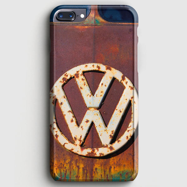 Volkswagen Vw Rusty Vintage Car iPhone 7 Plus Case