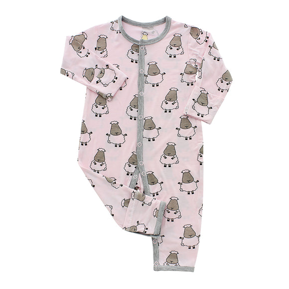 Romper Pink Big Sheepz