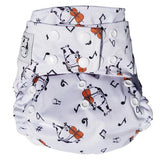 BAMBOO Cloth Diaper One Size Snap - Cello Time