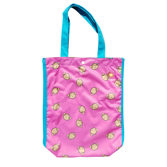 Lucky Bag - Tote Bag Lucky Mooky Pink
