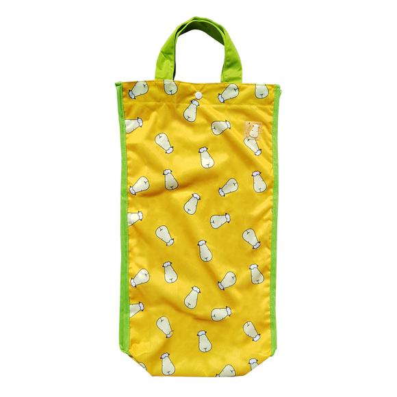Lucky Bag - Long Tote Bag Lucky Sheepz Yellow