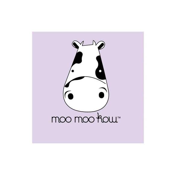 Greetings Card - Moo Moo Kow® Purple