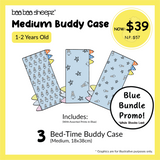 Medium Bed-Time™ Buddy Case Bundle of 3