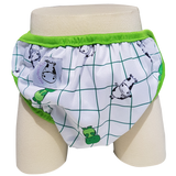 One Size Swim Diaper Tuck Tuck Turtle