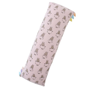 Bed-Time Buddy™ Big Sheepz Pink with Color & Stripe tag - XL