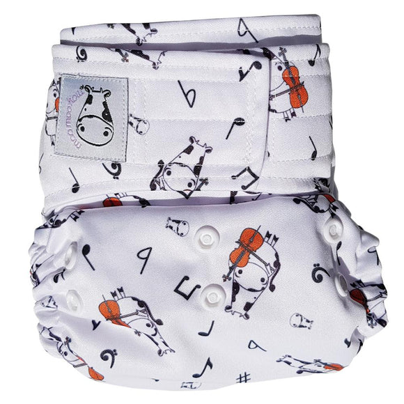 Cloth Diaper One Size Aplix - Cello Time