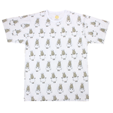 Unisex Short Sleeve T-Shirt White Big Sheepz