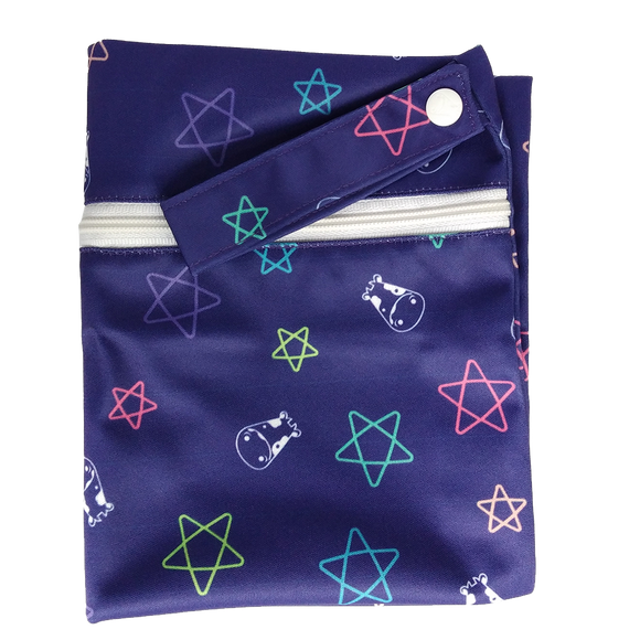 Wet Bag Large - Color Star