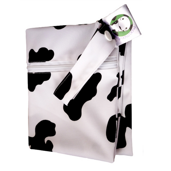 Wet Bag Large - Moo Moo