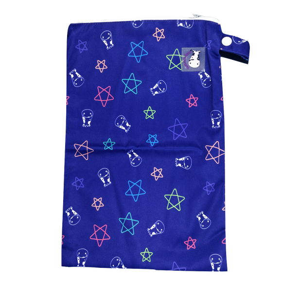 Wet Bag Medium - Color Star