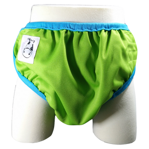 One Size Swim Diaper Mint Green