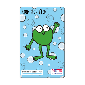 NETS Flashpay Card - Crok Crok Frok™