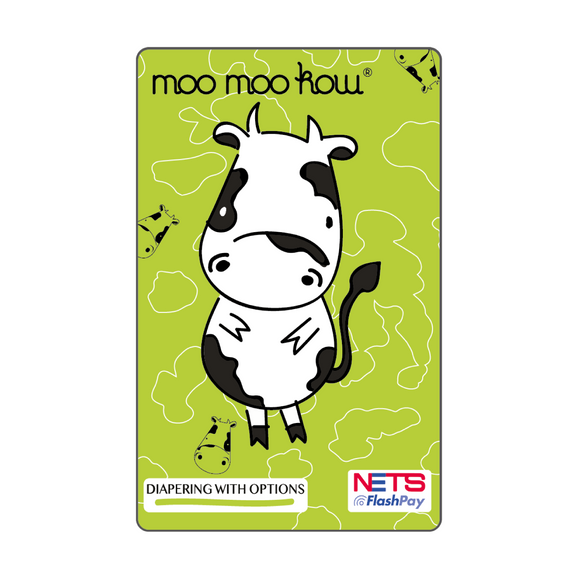 NETS Flashpay Card - Moo Moo Kow®