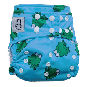 Cloth Diaper One Size Snap - Lucky Frok