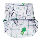 Cloth Diaper One Size Snap - Tuck Tuck Tortle