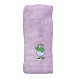 CrokCrokFrok Bamboo Towel for Baby & Kids - Purple - Small