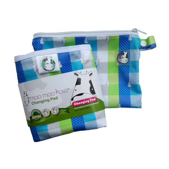 Changing Pad Travel Size Checkers