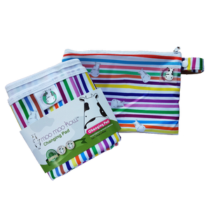 Changing Pad Travel Size Rainbow