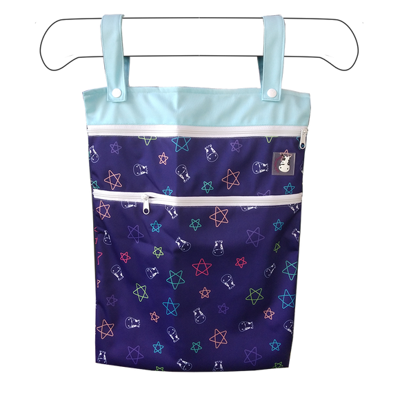 Wet Bag XL - Color Star Blue