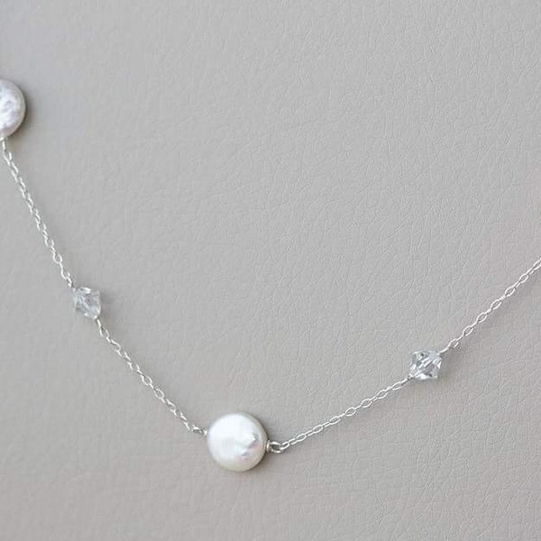 Collier Heavenly Pearls from Pure Prana