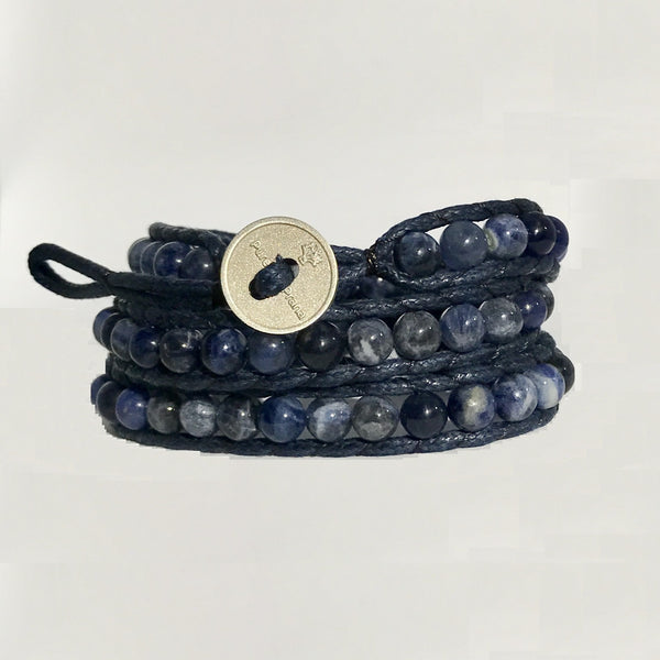 Wrap armband Secrets of Toronto from Pure Prana