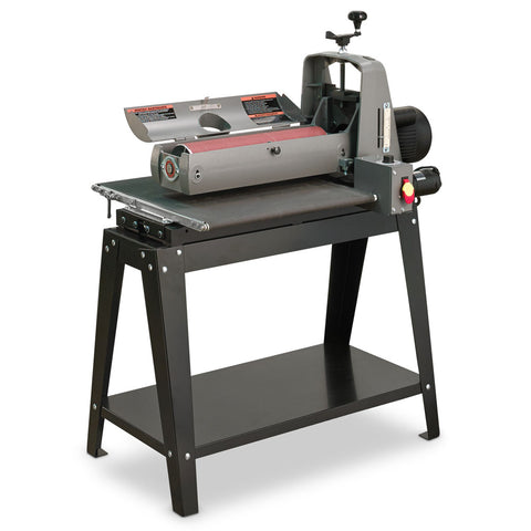 Laguna Supermax 19-38 Drum Sander with stand