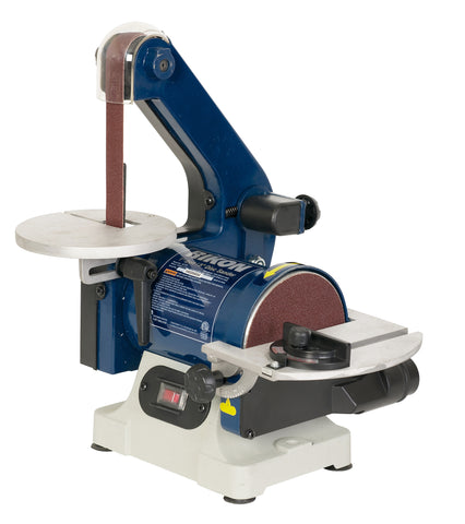 "Rikon Tools 1x30 Belt 5"" Disc Sander 50-151"
