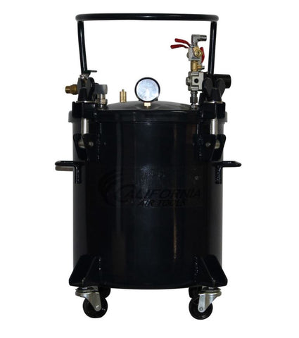 California Air Tools 5 Gallon Pressure Pot - Designed for Casting