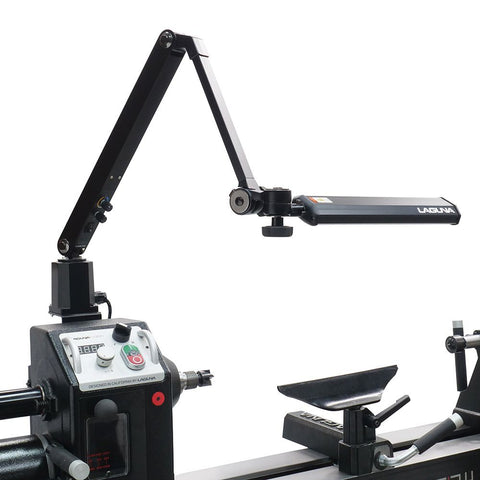 Laguna Tools LED Double Arm Adjustable Control.