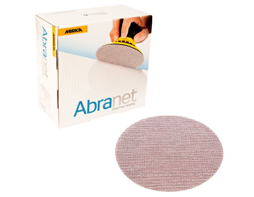 "Mirka Abranet / Abranet Ace 5"" Sanding Disc – Turners Warehouse"