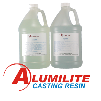 Alumilite Clear or Clear Slow