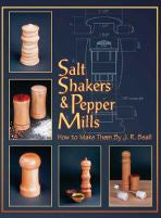 Salt Shaker & Pepper Mill Booklet - How to make them