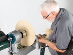 "Record Power Coronet Herald 14"" x 20"" Swivel Head Lathe"