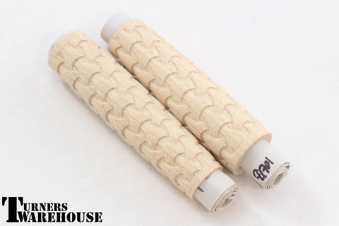 Lever Action Pen Blanks- Black Carbon Fiber Blanks