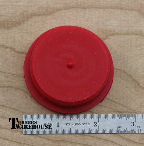 Makers Select Silicone PVC Plugs, PVC Pipe