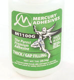 Mercury Adhesives - Thin, Medium & Thick Viscosity CA Glue