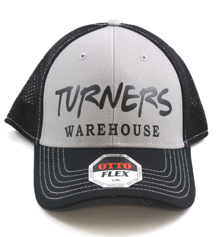 *NEW* Turners Warehouse Otto Flex Baseball Cap