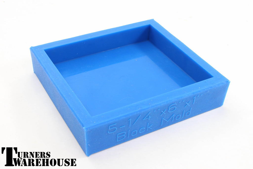 Blue Block Mold Polyester Epoxy Amp Alumilite Resins