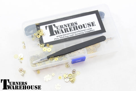 Turners Warehouse Watch Part Blank Kit
